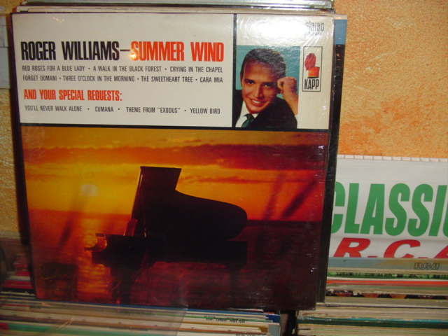 SEALED - ROGER WILLIAMS / SUMMER WIND / KAPP [ 74